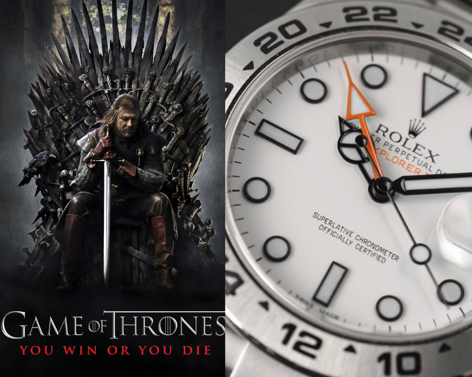 Watch Brands & Houses in Game of Thrones