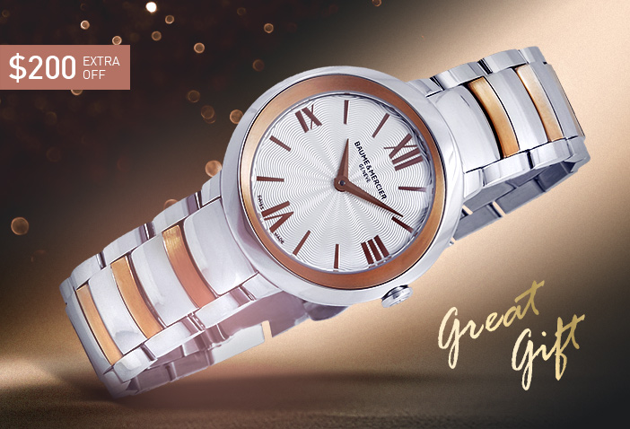 Promesse Two-Tone Stainless Steel