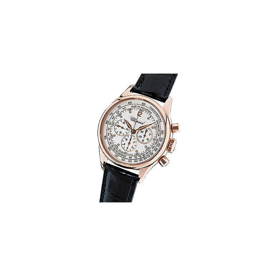 Chopard Mille Miglia Vintage Rose Gold Mens Watch 161889