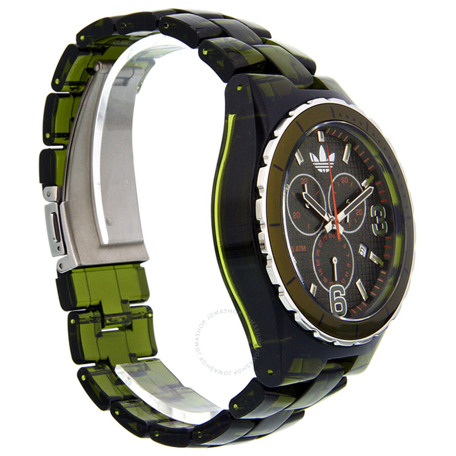 Adidas ADH2562 Cambridge Chronograph Green Adidas Translucent Reloj Unisex Translucent ADH2562 11b96e6 - burpimmunitet.website