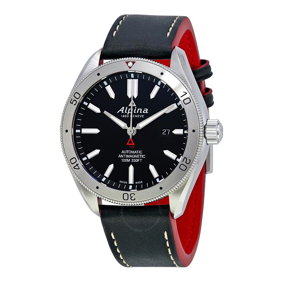 Alpina Alpiner Automatic Mens Watch BSAQ Alpiner Alpina - Alpina automatic watch