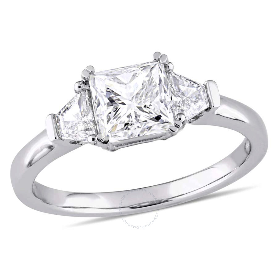 engagement of settings for rectangular radiant rings view inspirations diamond pertaining to unique cut