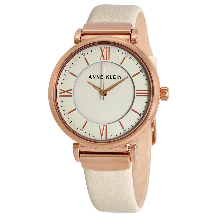 Anne Klein Light Blush Dial Ladies Watch 2666RGIV