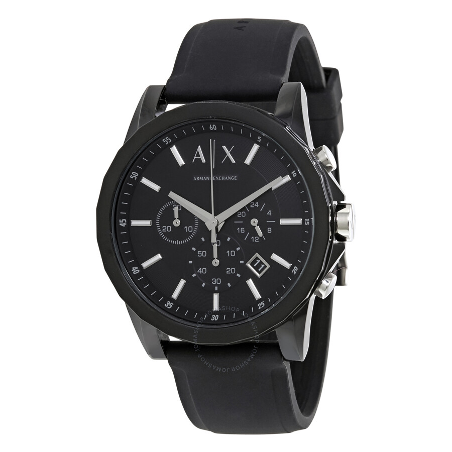 armani exchange active chronograph men 39 s watch ax1326 armani exchange watches jomashop