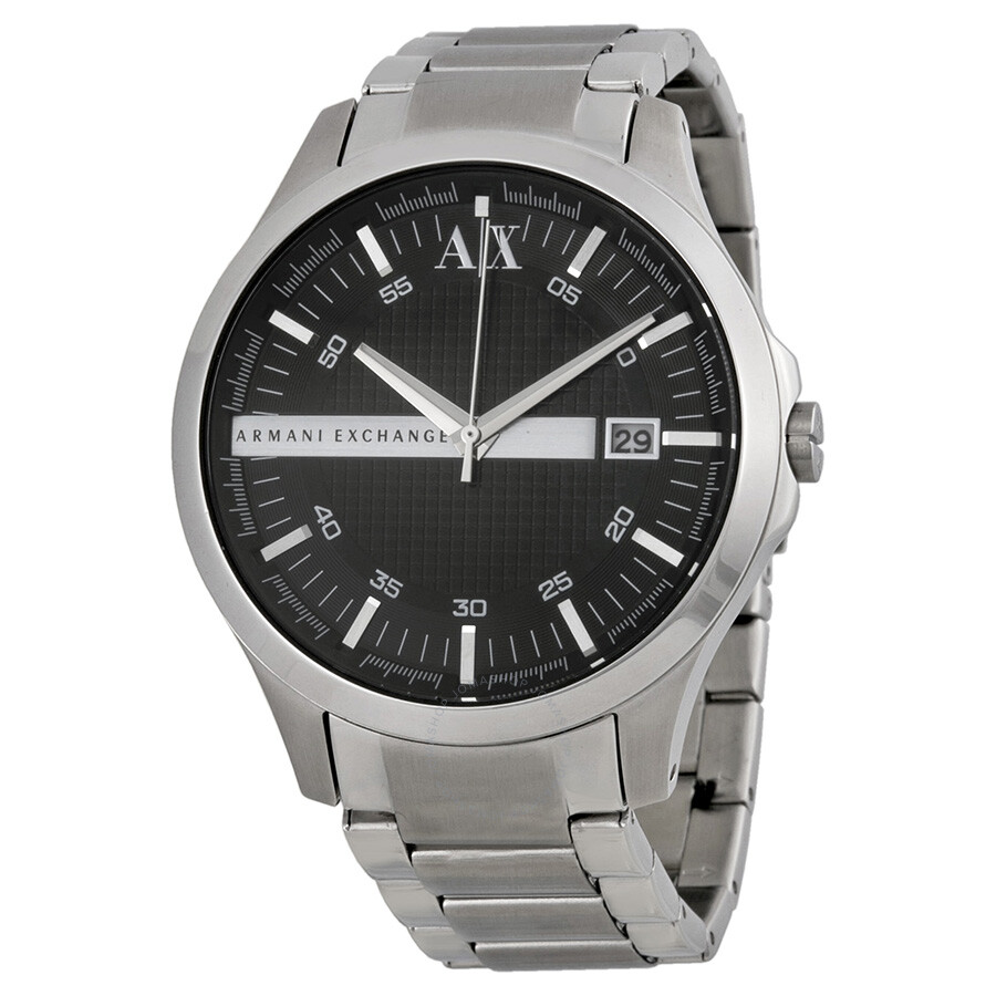 en main fossil slim sku watch black watches steel minimalist three hand us pdpzoom aemresponsive stainless the products