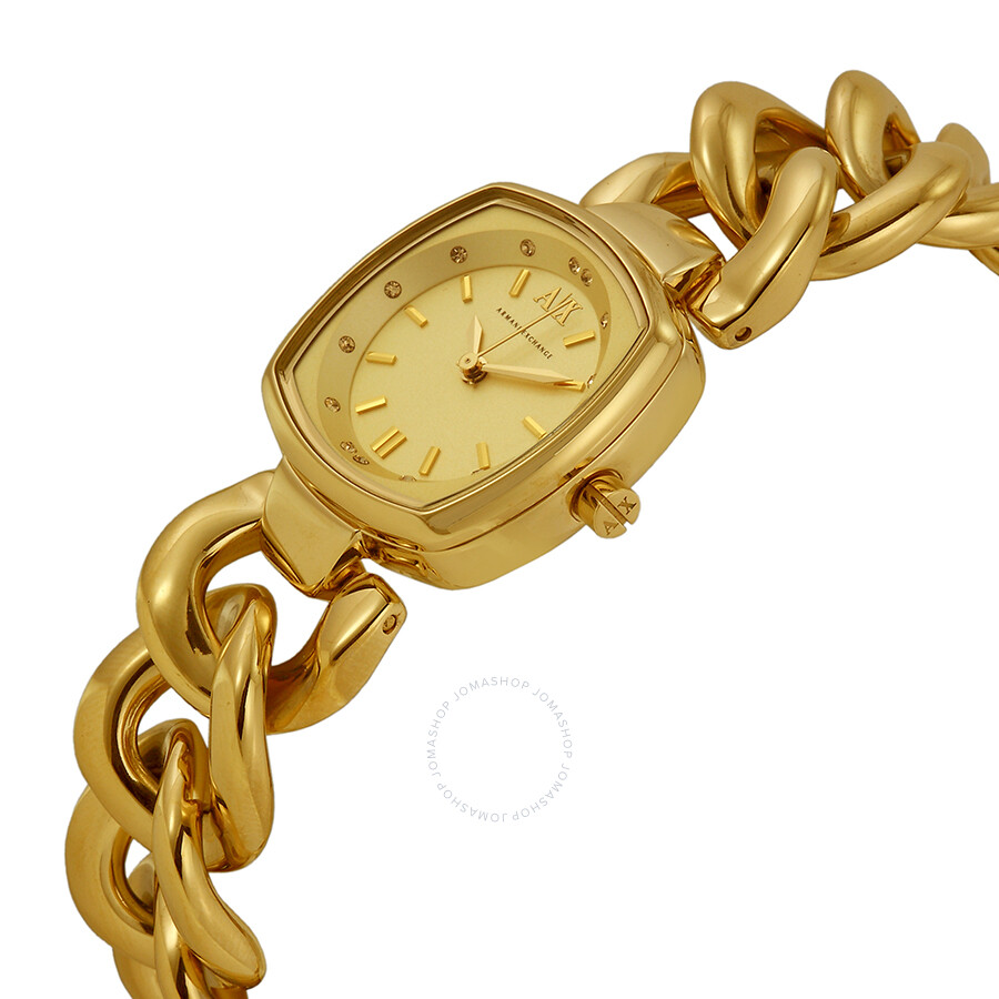 abbott free gold shipping watches station kensington lyon shade designer chain watch