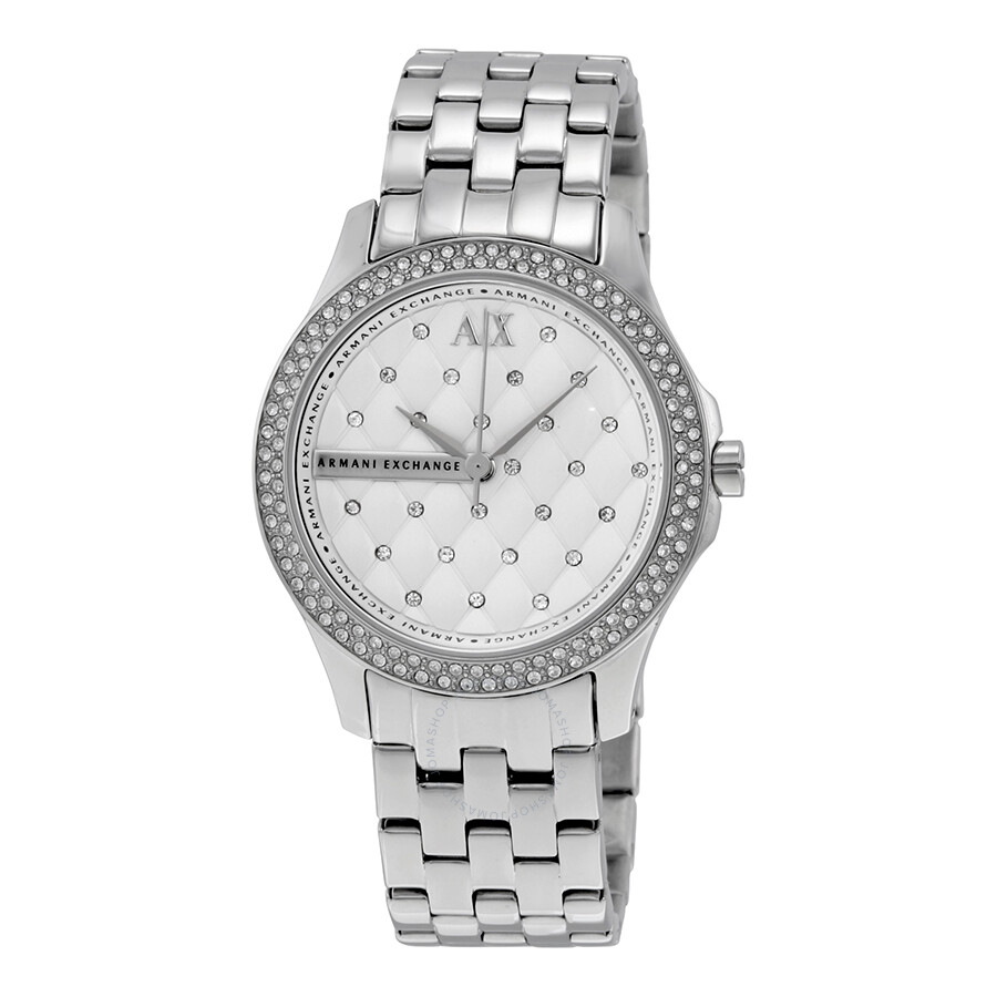 marc watch dial silver ladies jacobs two tone riley watches misaki