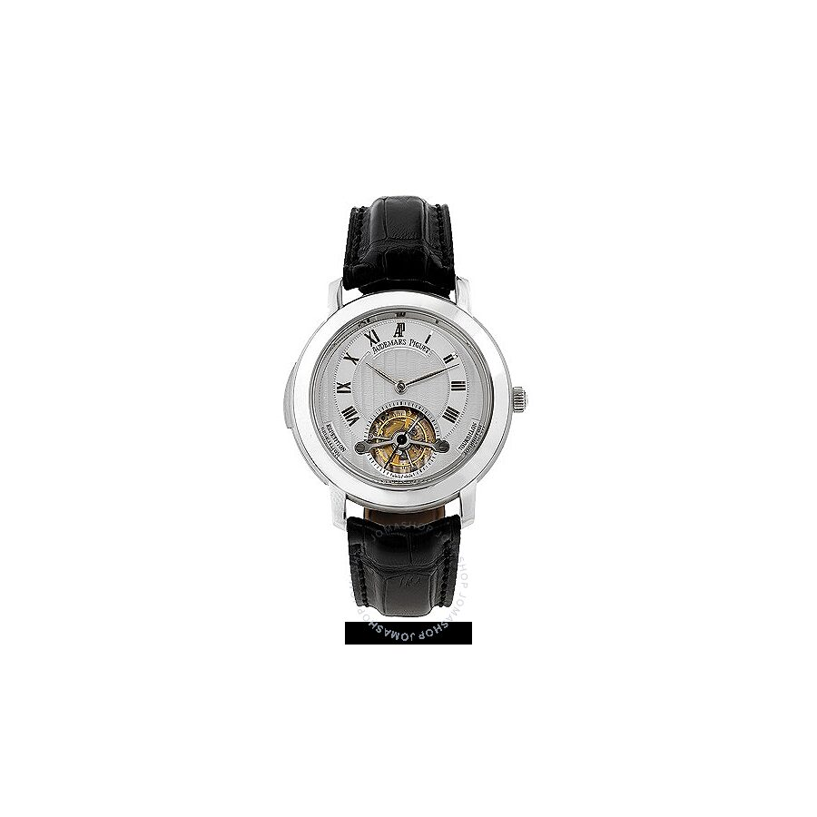 Audemars Piguet Jules Audemars Tourbillon Minute Repeater Mens Watch 25858BC. OO. D002CR.03