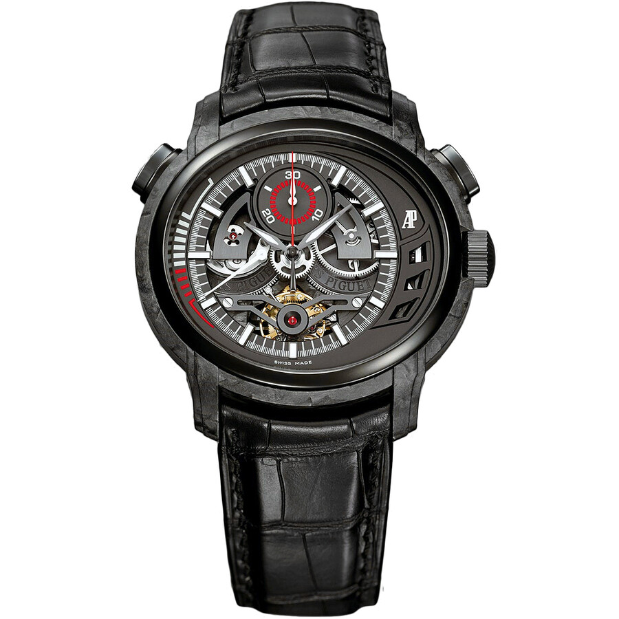 Audemars Piguet Millenary Chronograph Tourbillon Automatic Mens Watch 26152AU. OO. D002CR.01