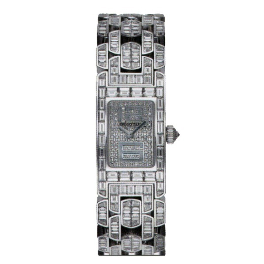 Audemars Piguet Promesse Diamond Pave White Gold Ladies Watch 67402BC. ZZ.9155BC.01