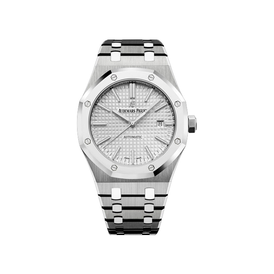 Audemars Piguet Royal Oak Automatic Mens Watch 15403IP.OO.1220IP.01