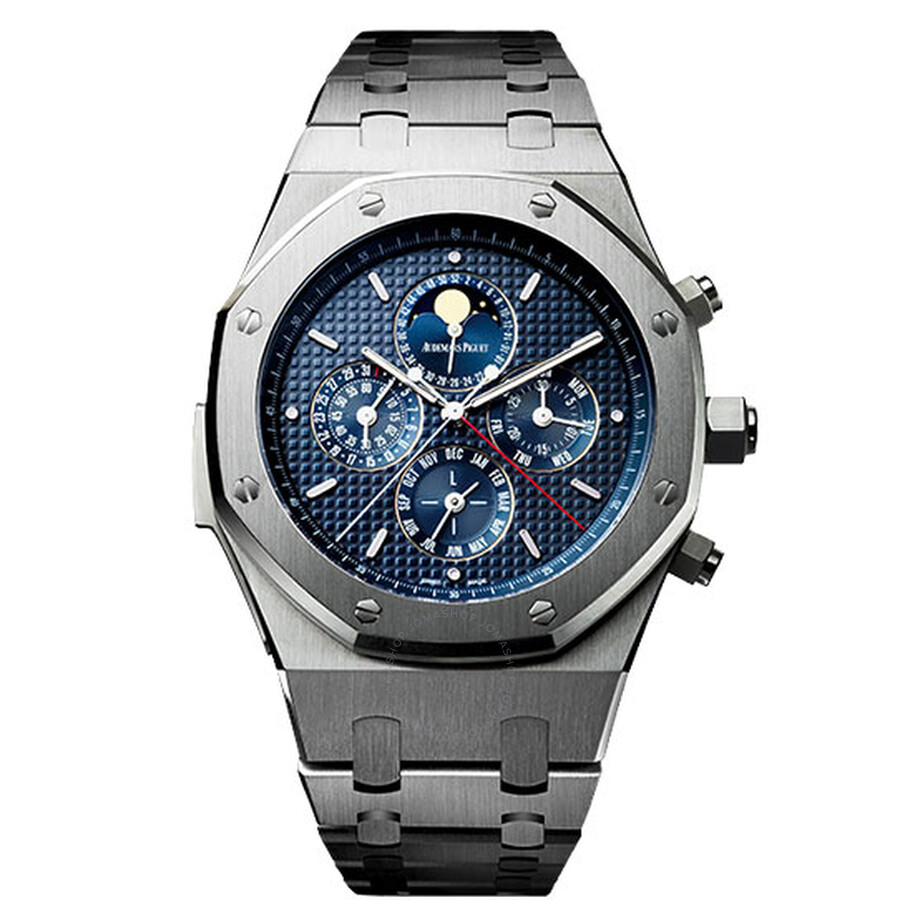 Audemars Piguet Royal Oak Grande Complication 40th Anniversary Mens Watch 25865ST. OO.1105ST.02
