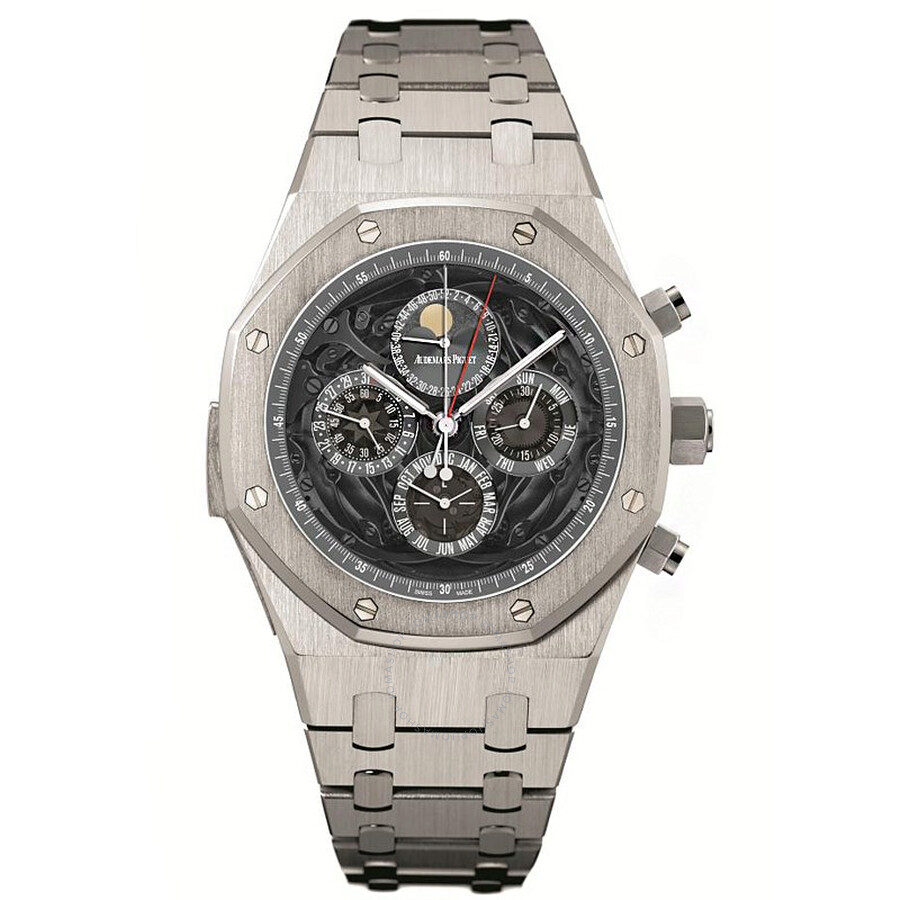 Audemars Piguet Royal Oak Multi-Function Automatic Platinum Mens Watch 26551PT. OO.1238PT.01