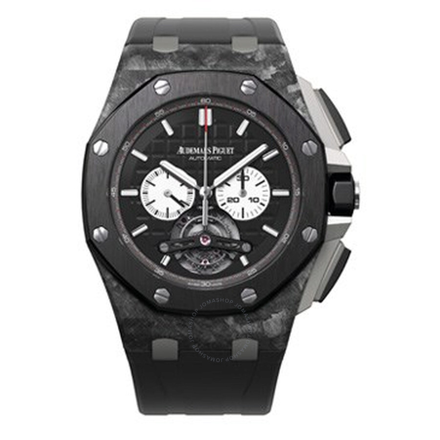 Audemars Piguet Royal Oak Offshore Automatic Tourbillon Chronograph Mens Watch 26550AU. OO. A002CA.01