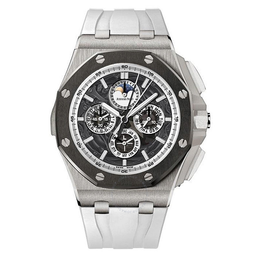 Audemars Piguet Royal Oak Offshore Chronograph Perpetual Calendar Mens Watch 26571IO. OO. A010CA.01