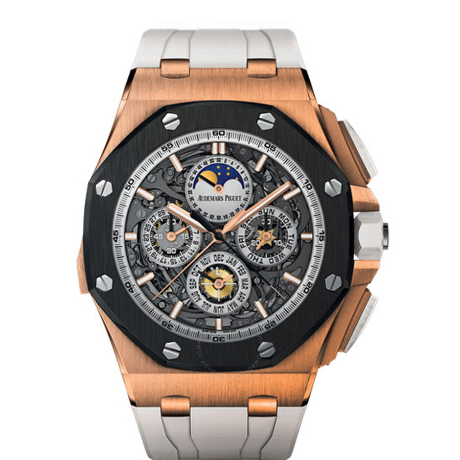 Audemars Piguet Royal Oak Offshore Grande Complication Rose Gold Mens Watch 26571RO. OO. A010CA.01