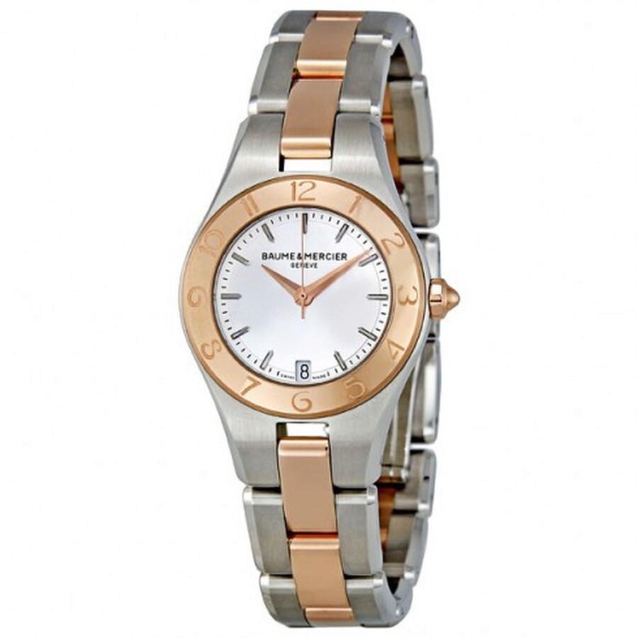 Baume et Mercier Linea Ladies Watch 10080