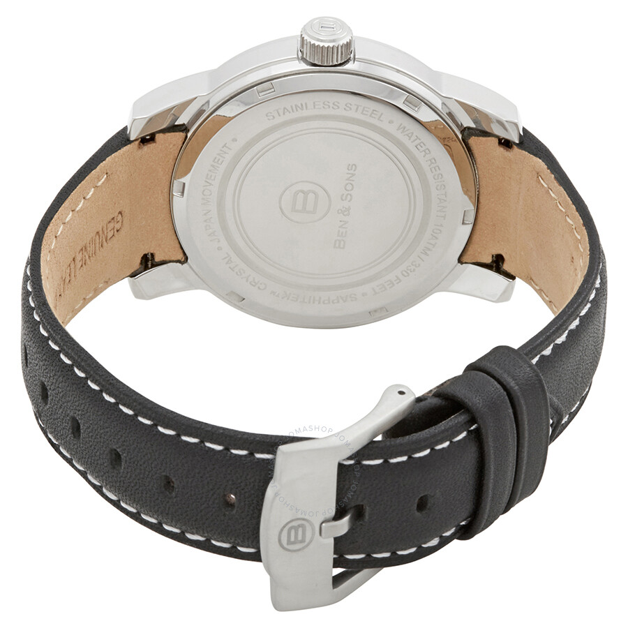 Ben And Sons West Side Mens Watch Bs 10006 02s Ben And Sons