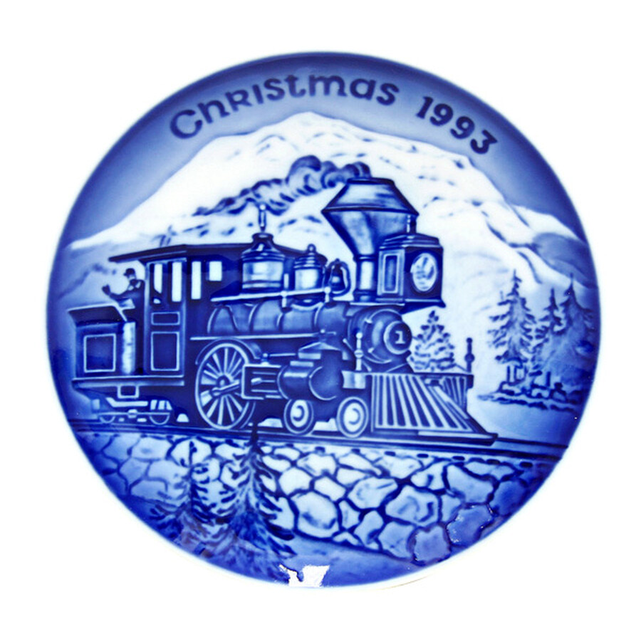 create an account - Bing And Grondahl Christmas Plates