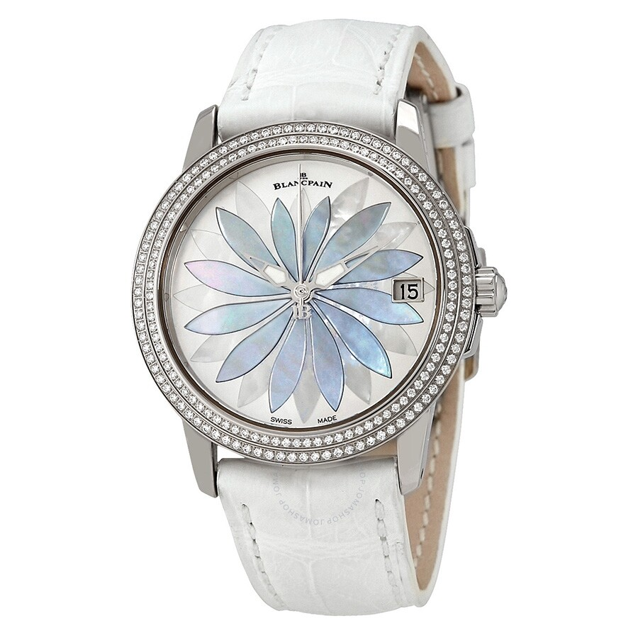 Blancpain Ultra-Plate Automatic Ladies Watch 3300Z-3544-55B