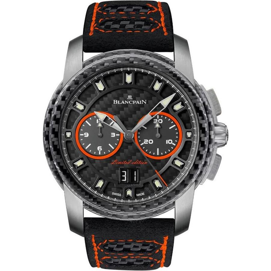 Blancpain L-Evolution Chronograph Automatic Mens Watch R85F-1203-52B