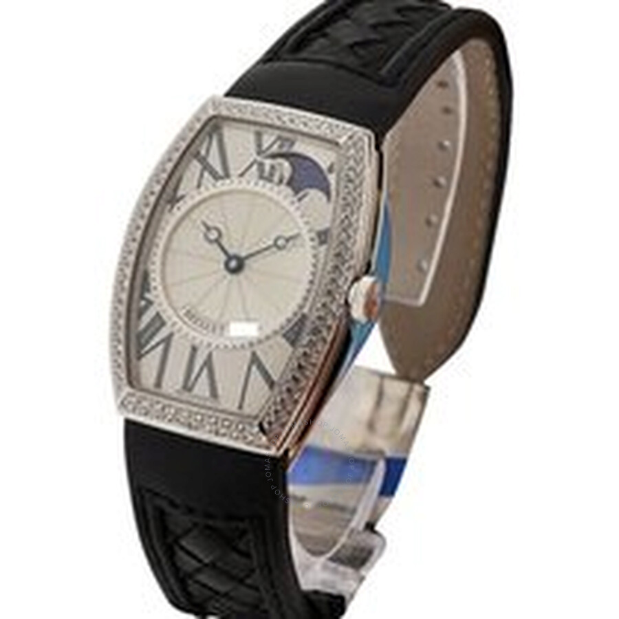 Breguet Heritage Silvered Mother of Pearl Dial Ladies Watch 8861BB/11/386 D000