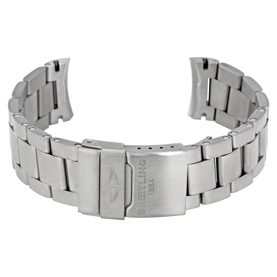Breitling Aerospace Evo Titanium Bracelet Titanium Deployant Buckle 22-20mm