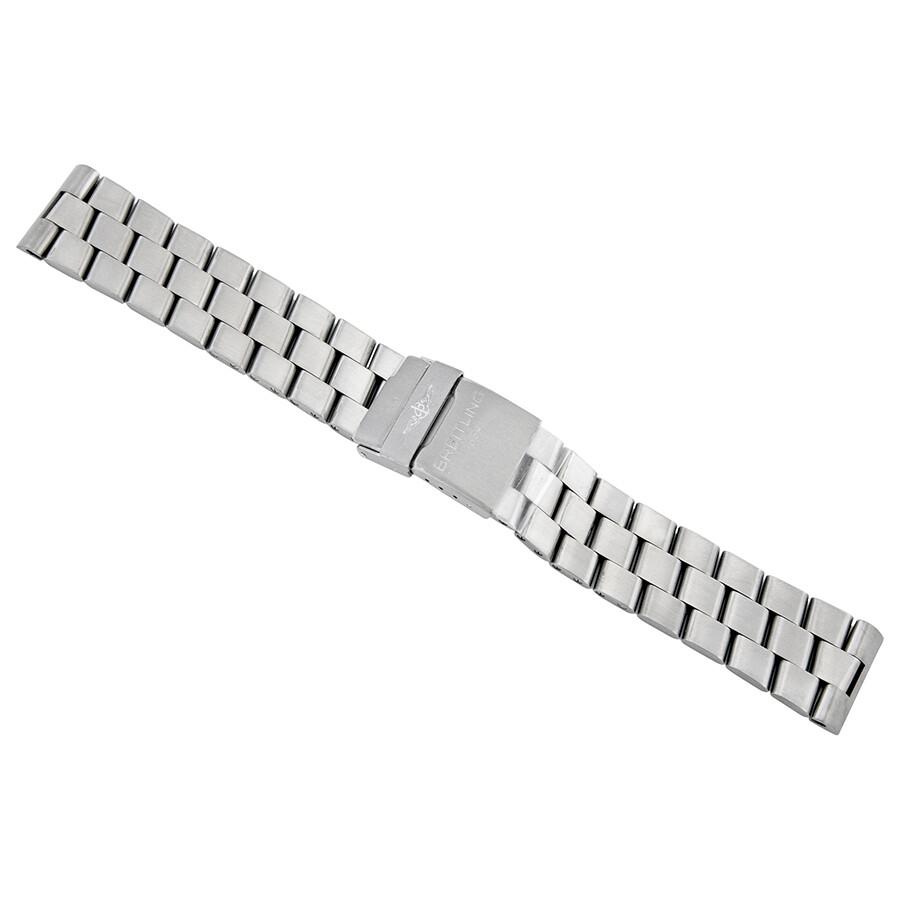 Breitling Avenger Seawolf Titanium Bracelet Titanium Deployant Buckle 22-20mm