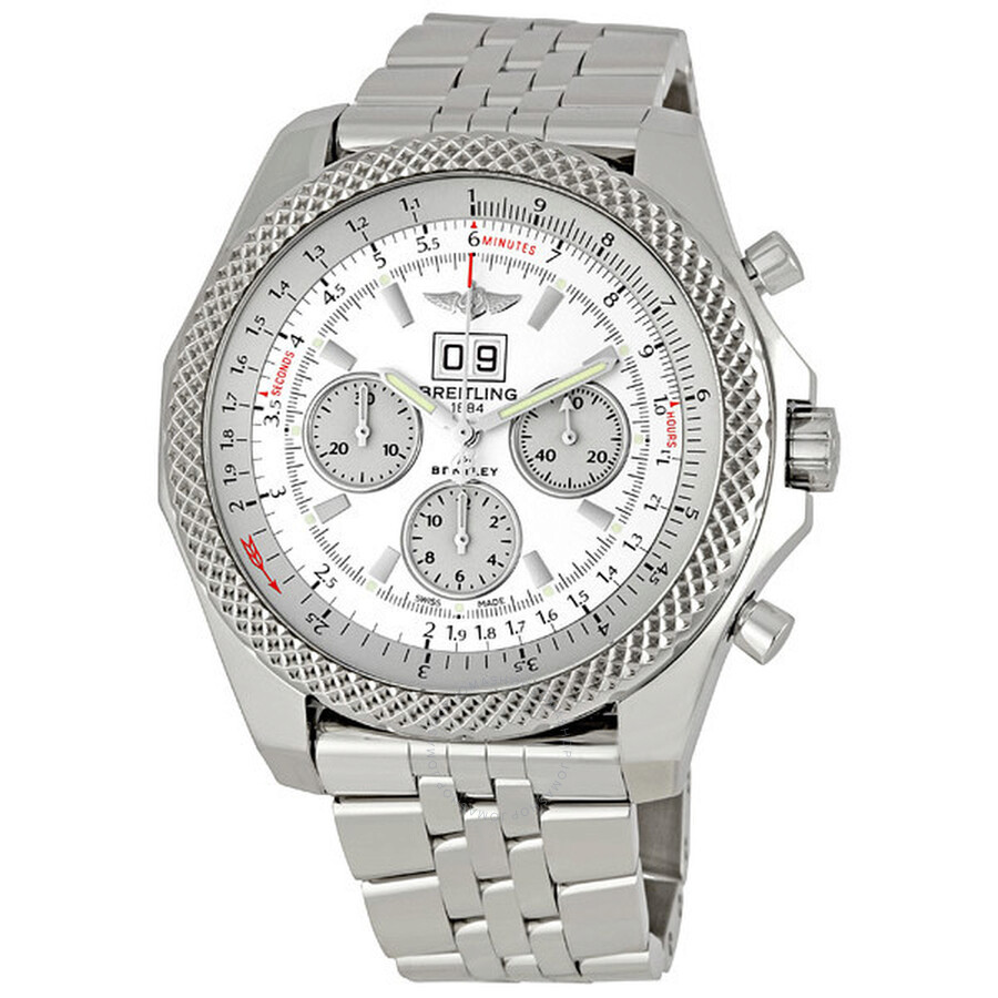 Breitling Bentley 6.75 Stainless Steel Men's Watch