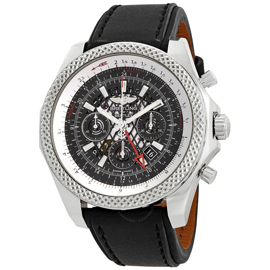 Breitling Bentley GMT Chronograph Automatic Chronometer