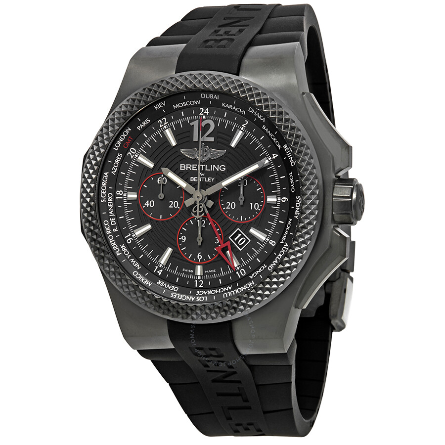 Breitling Bentley GMT Light Body Chronograph Automatic