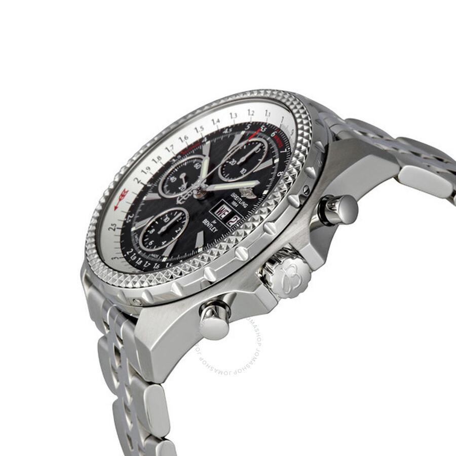 Breitling Bentley GT Racing Black Dial Chronograph