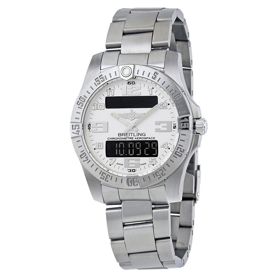 Breitling Professional Aerospace Evo Automatic Mens Watch E793637V-G817
