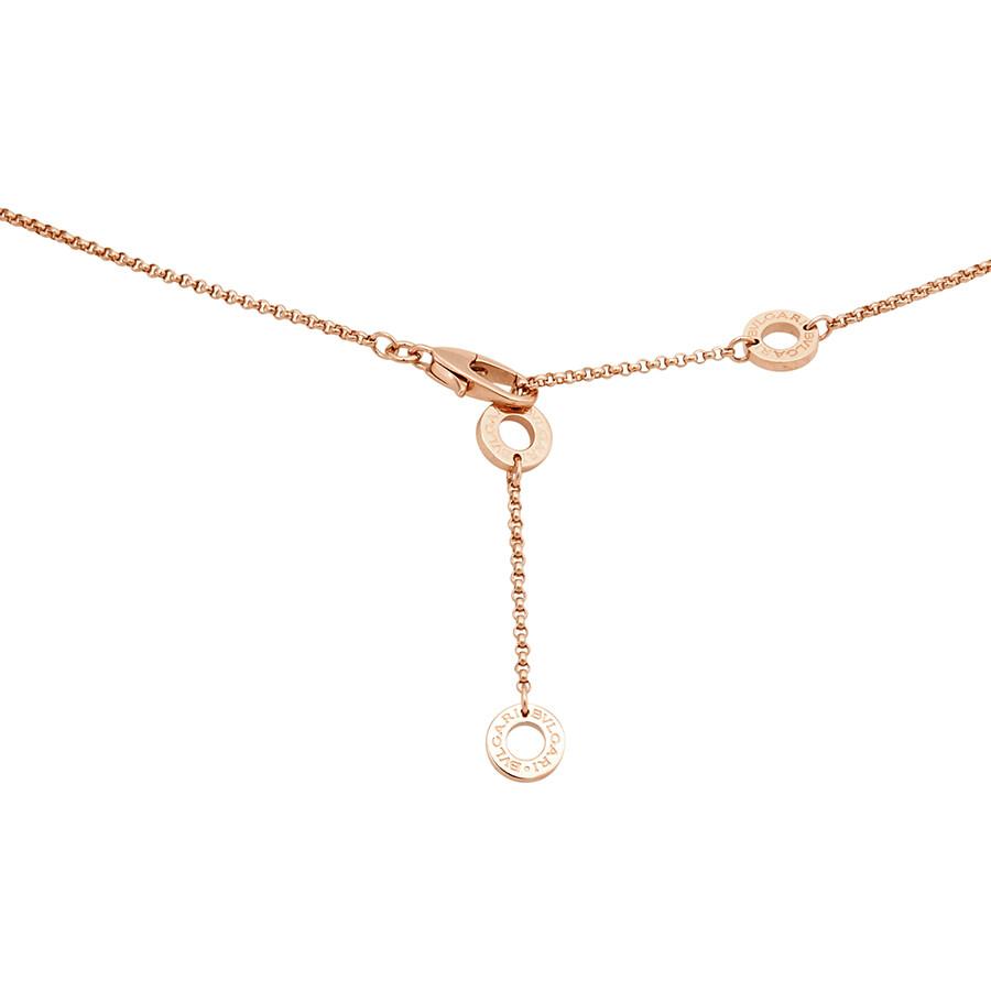 ea56ff77c7a70 ... low price bvlgari b.zero1 18k pink gold diamond necklace b1eb0 a5e6b