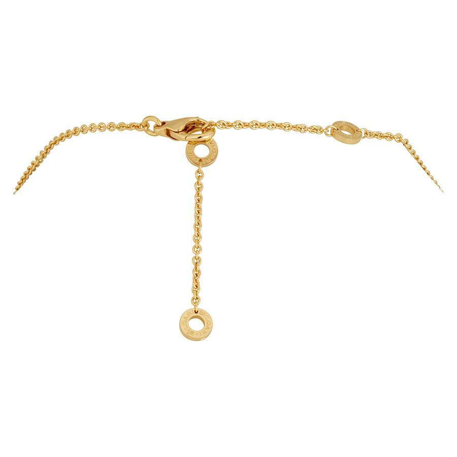 Bvlgari bzero1 18k yellow gold pendant 352814 bvlgari ladies bvlgari bzero1 18k yellow gold pendant 352814 aloadofball Gallery