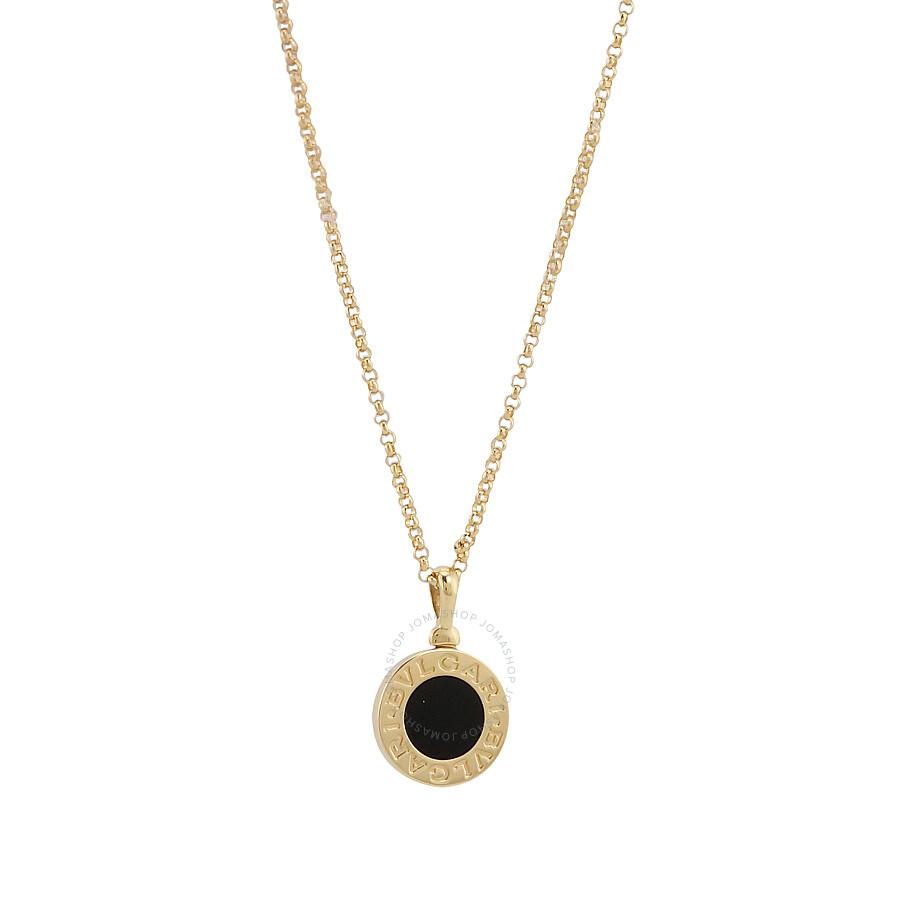 Bvlgari bvlgari 18k yellow gold onyx necklace 350554 bvlgari bvlgari bvlgari 18k yellow gold onyx necklace 350554 aloadofball Image collections