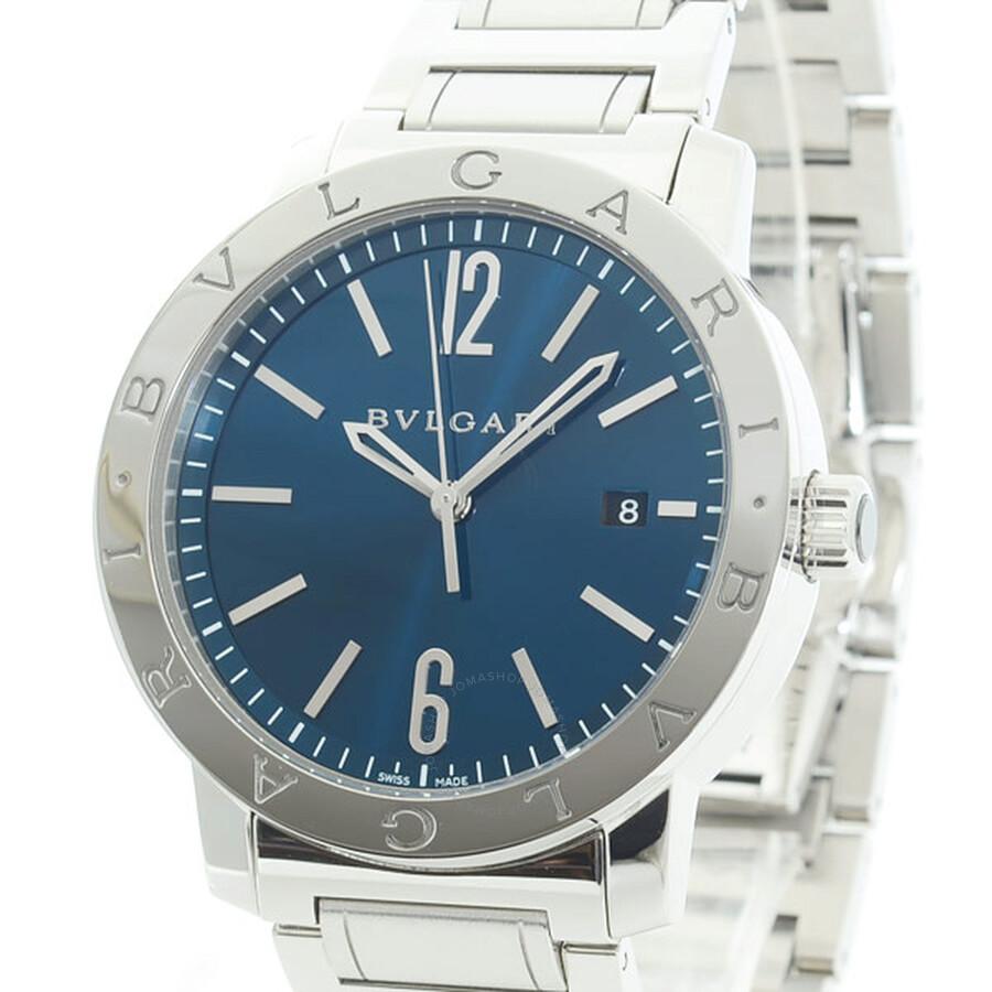 c47c26d5417 Bvlgari Bvlgari Automatic Mens Watch 102396