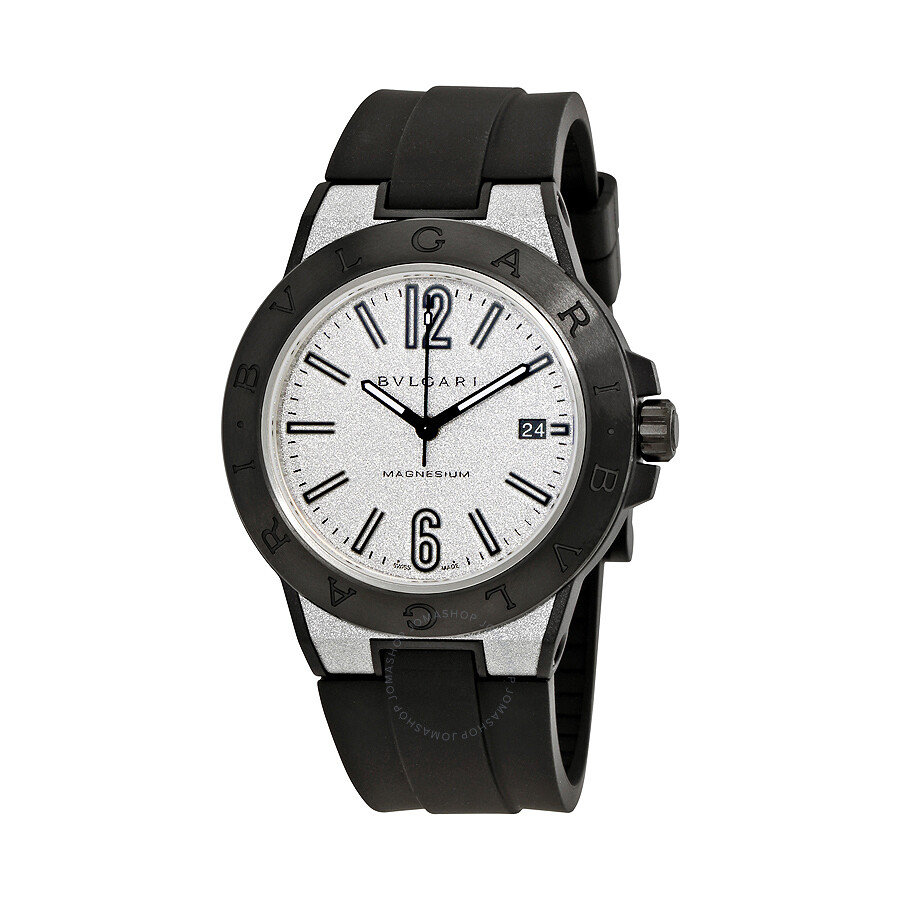 Bvlgari Diagono Magnesium Automatic Mens Watch 102427