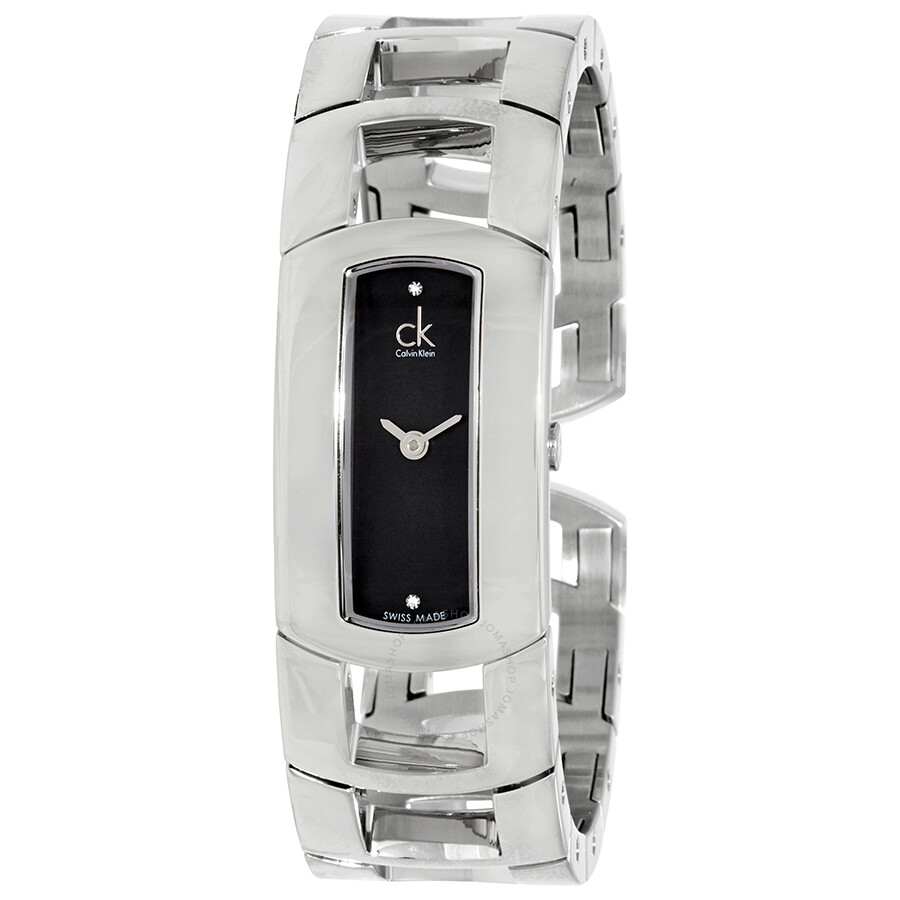 Calvin Klein Dress Diamond Ladies Watch K3Y2M11S