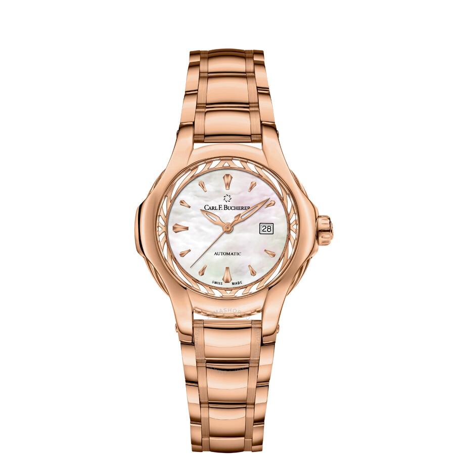 Carl F. Bucherer Pathos Diva Automatic Ladies Watch 00.10580.03.73.21.02