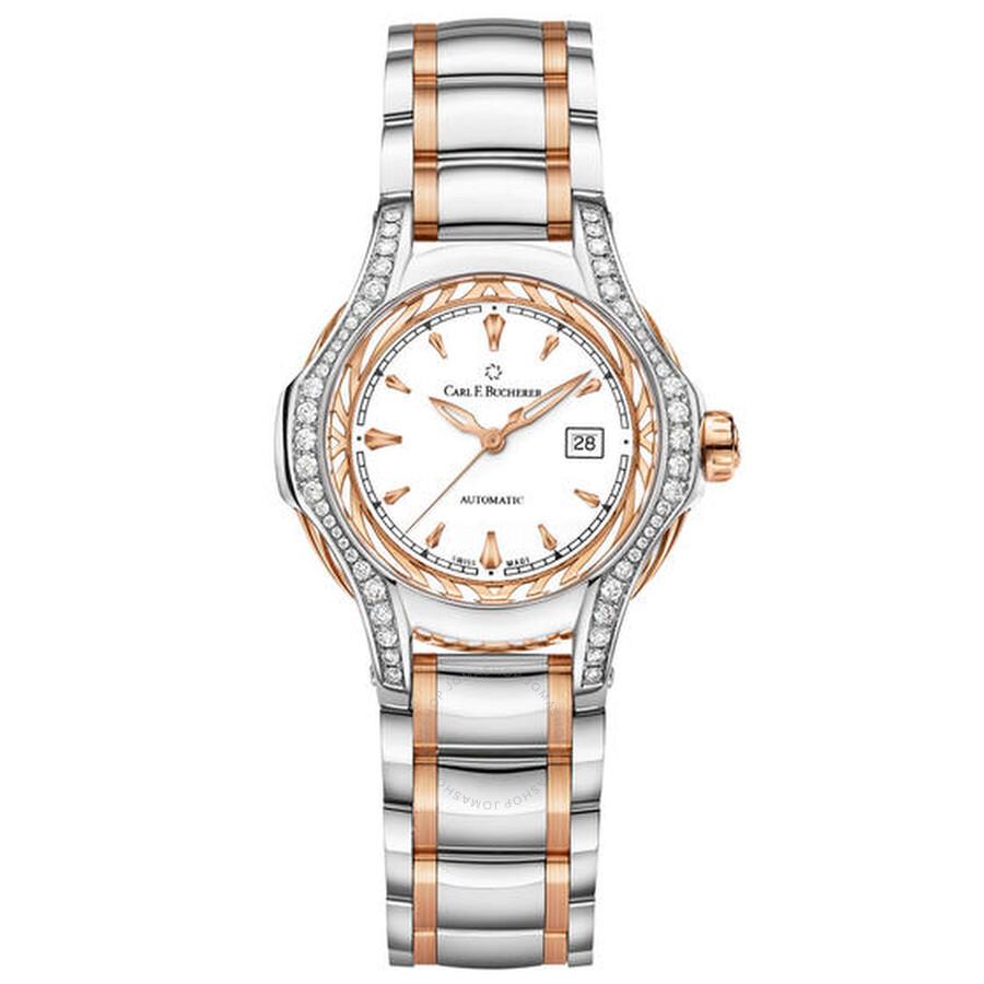 Carl F. Bucherer Pathos Diva Automatic Ladies Watch 00.10580.07.23.31.02