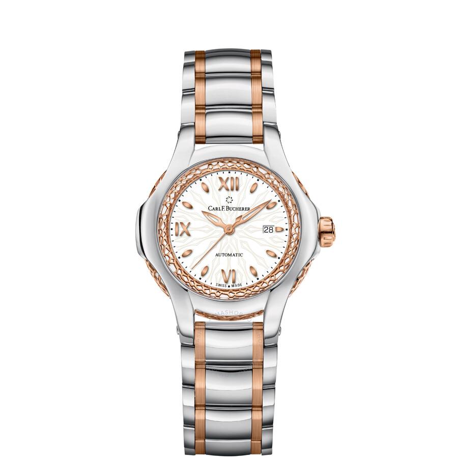 Carl F. Bucherer Pathos Diva Automatic Ladies Watch 00.10580.07.25.21.01