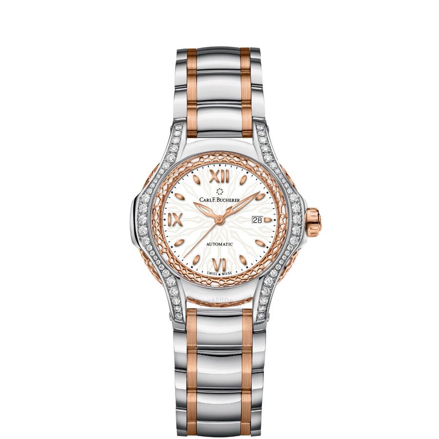 Carl F. Bucherer Pathos Diva Automatic Ladies Watch 00.10580.07.25.31.01