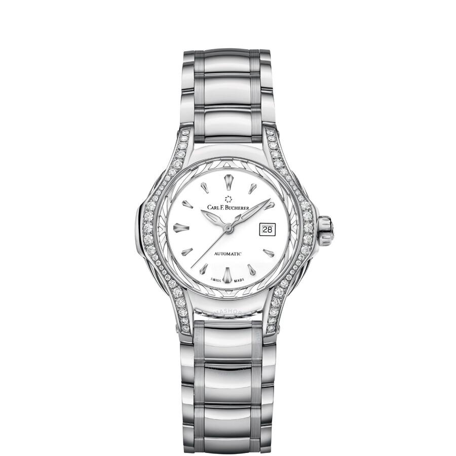 Carl F. Bucherer Pathos Diva Automatic Ladies Watch 00.10580.08.23.31.02