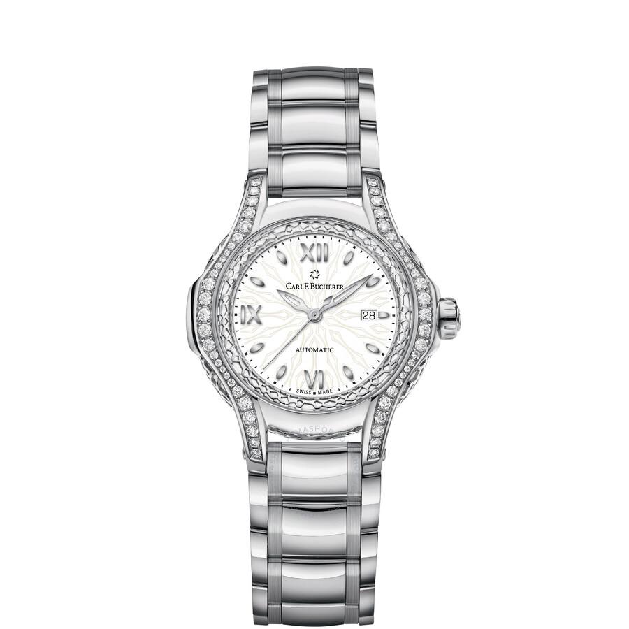 Carl F. Bucherer Pathos Diva Automatic Ladies Watch 00.10580.08.25.31.01