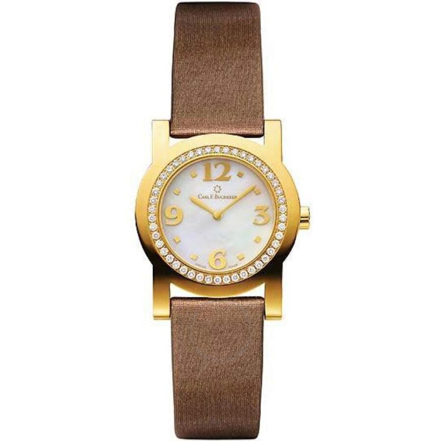 Carl F. Bucherer Pathos Diva Ladies Watch 00.10510.01.76.11