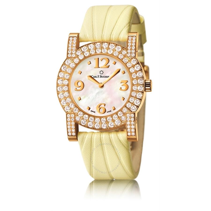 Carl F. Bucherer Pathos Diva Ladies Watch 00.10510.01.76.12