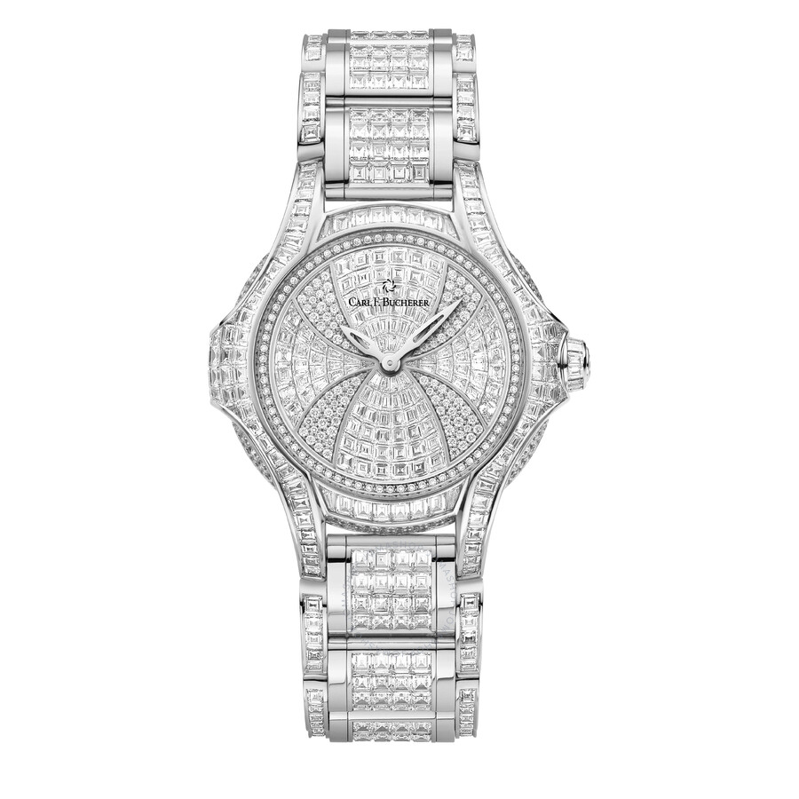 Carl F. Bucherer Pathos Grace Ladies Watch 00.10590.02.99.32