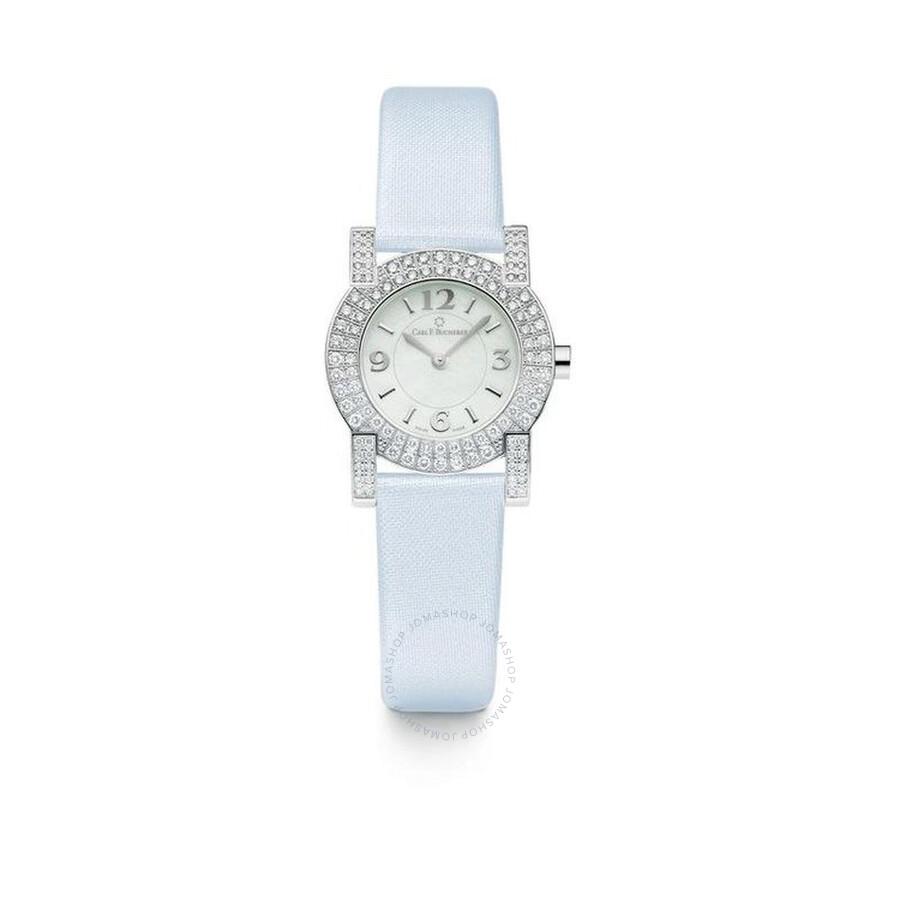 Carl F. Bucherer Pathos Midi Ladies Watch 00.10509.02.75.11