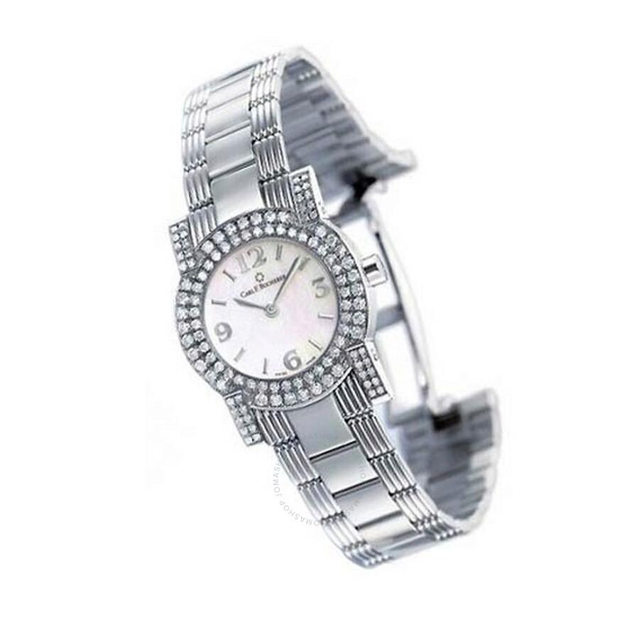 Carl F. Bucherer Pathos Midi Ladies Watch 00.10509.02.75.31
